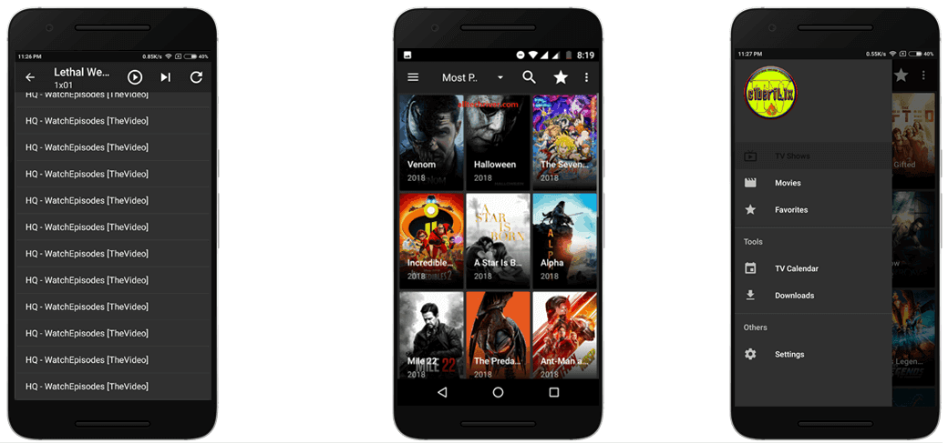 Download Cyberflix TV 3 1 9 APK Latest Version Free